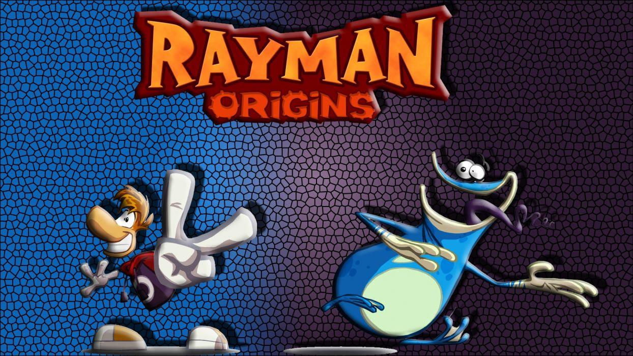 RAYMAN ORIGINS adventure game (17) wallpaper