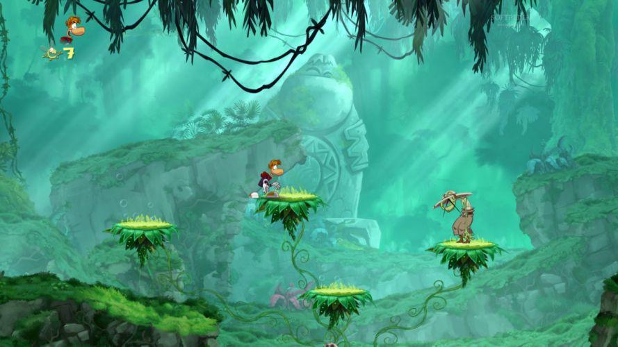 RAYMAN ORIGINS adventure game (24) wallpaper