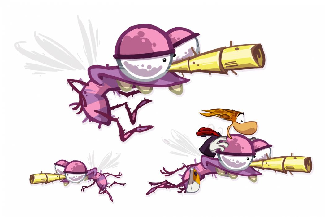 RAYMAN ORIGINS adventure game (25)_JPG wallpaper