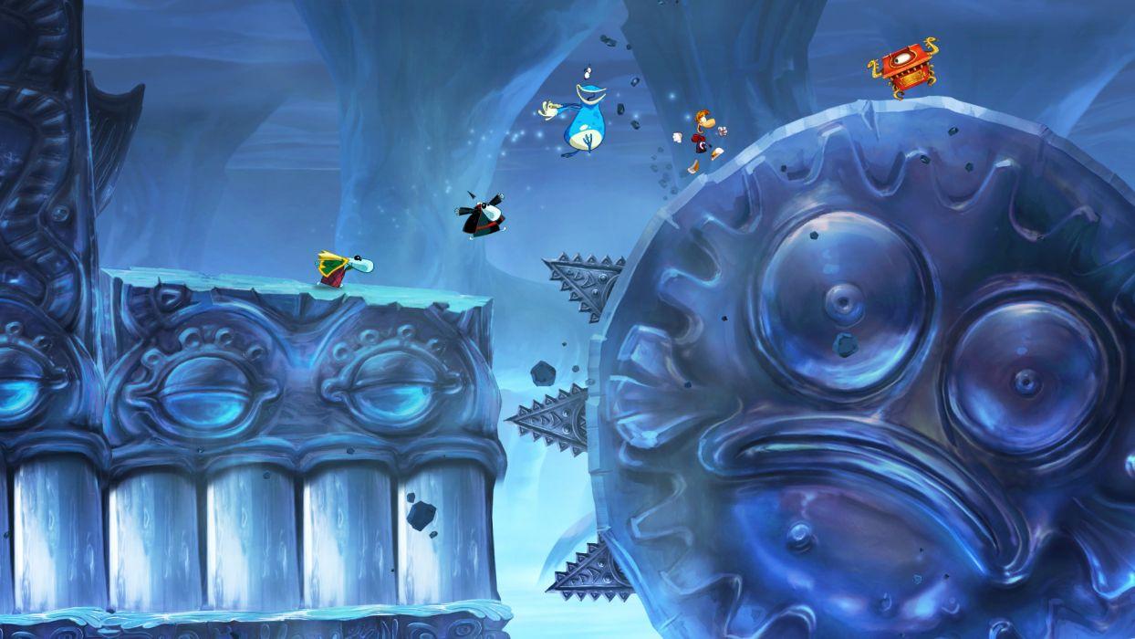 RAYMAN ORIGINS adventure game (45) wallpaper