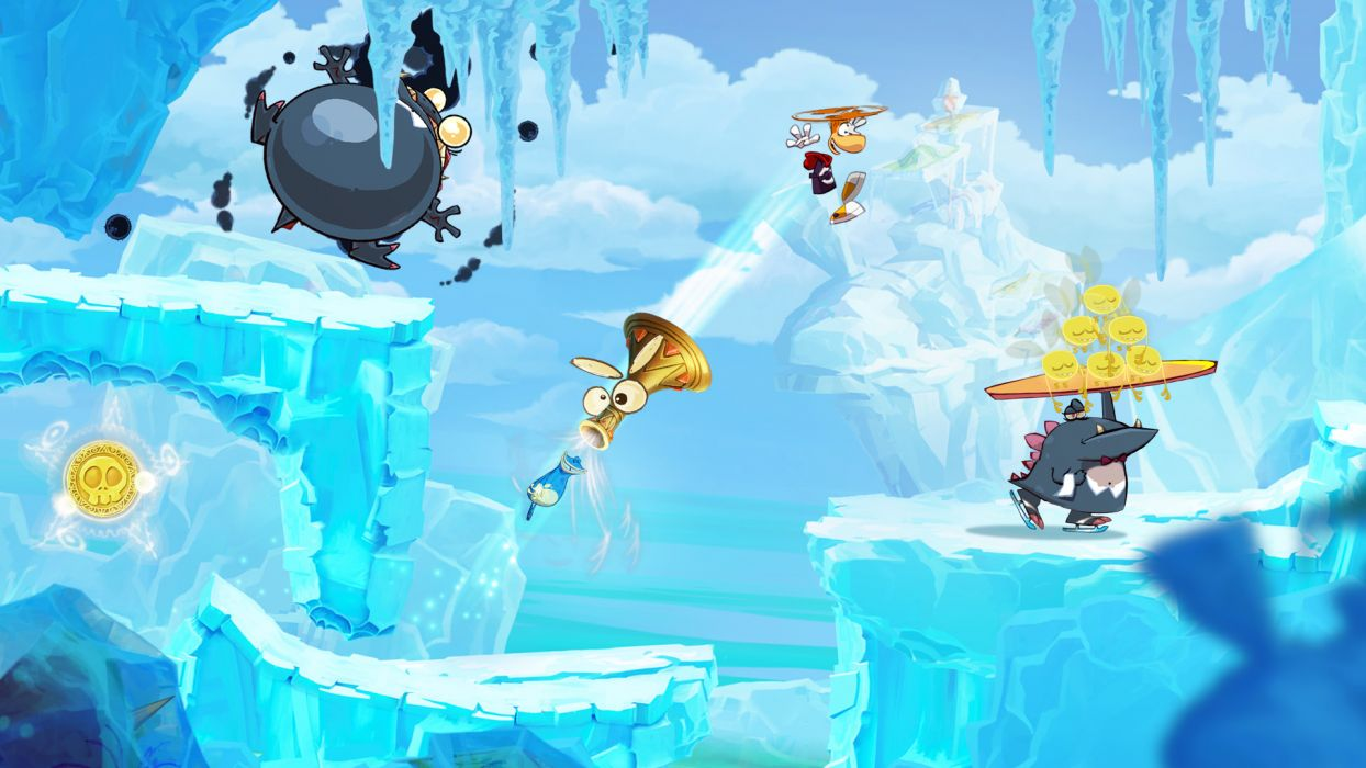 RAYMAN ORIGINS adventure game (51) wallpaper