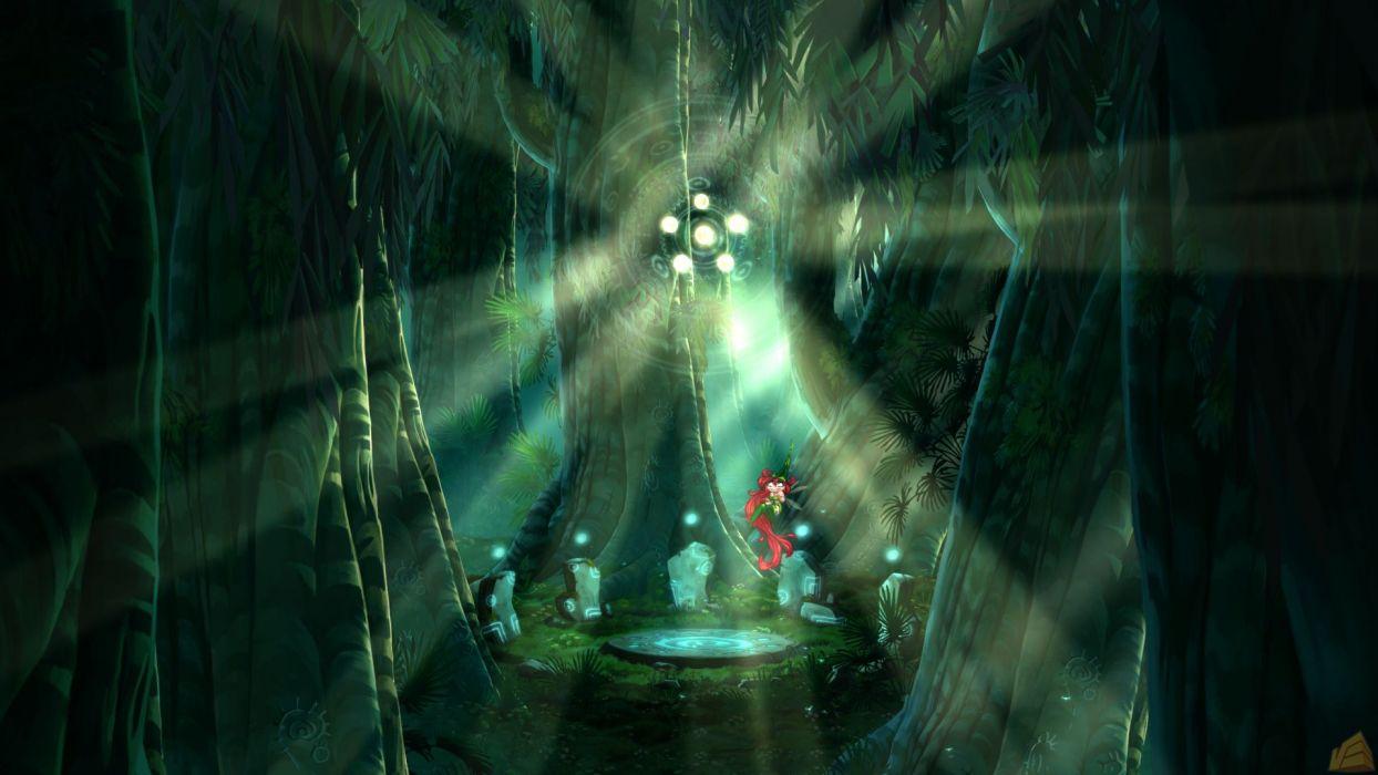 RAYMAN ORIGINS adventure game (57) wallpaper