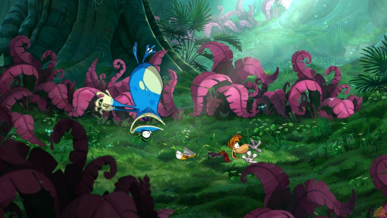 RAYMAN ORIGINS adventure game (58) wallpaper