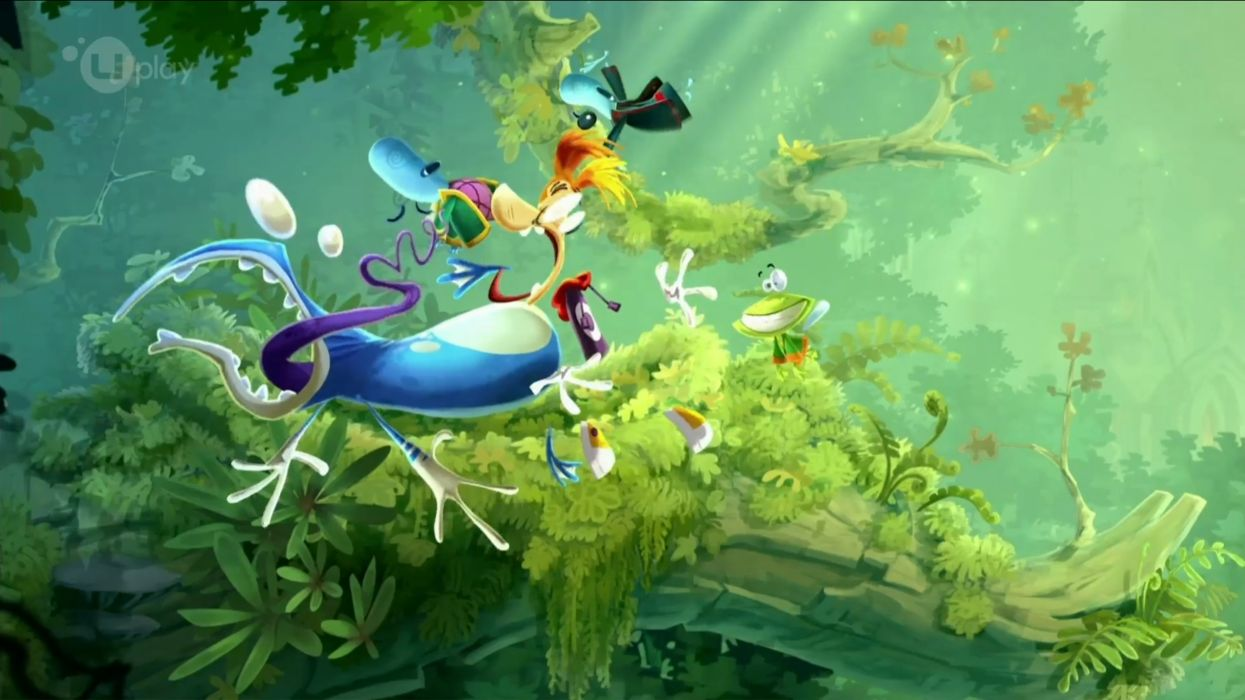 RAYMAN ORIGINS adventure game (83) wallpaper