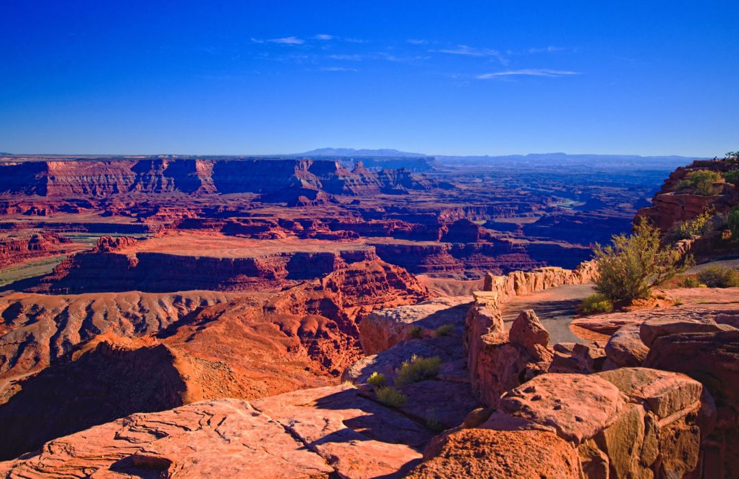 Dead Horse Point Moab Utah canyon wallpaper