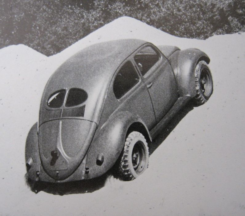 Volkswagen Typ 82E (Muito raro a maioria das unidades destruida na guerra) wallpaper