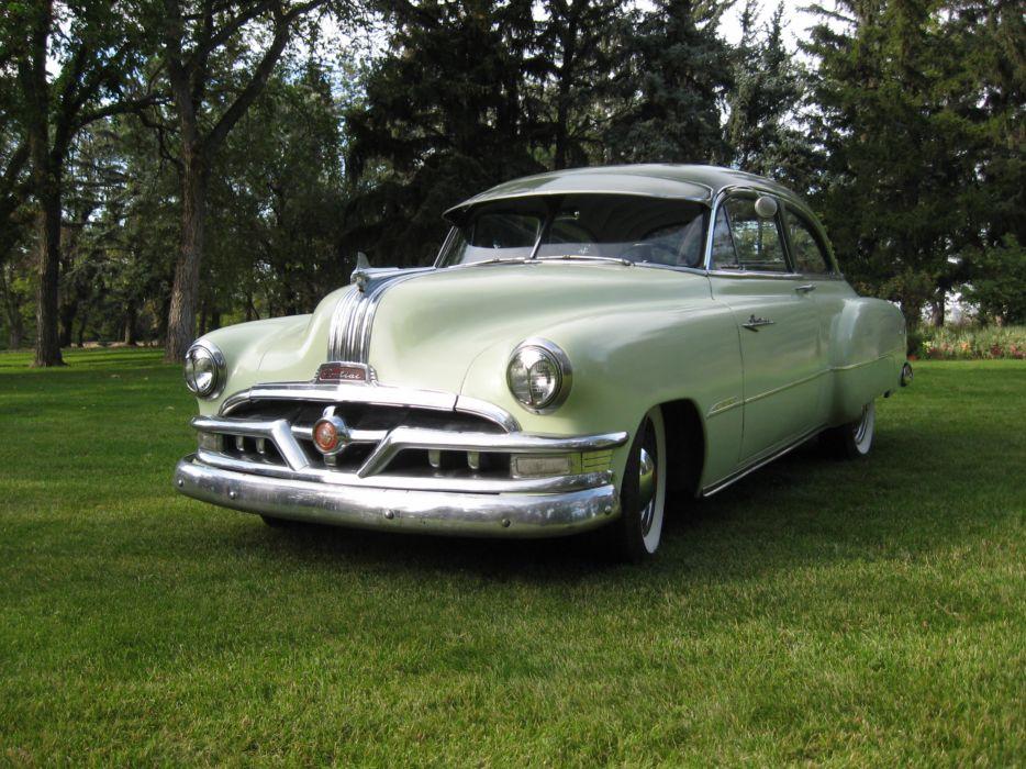 Pontiac 1951_JPG wallpaper