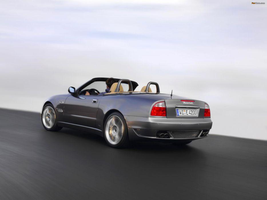 Maserati 3200GT Coupe Spyder 2001 wallpaper