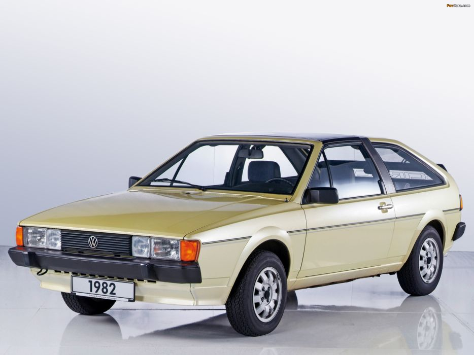 Volkswagen Scirocco TR 1982 wallpaper