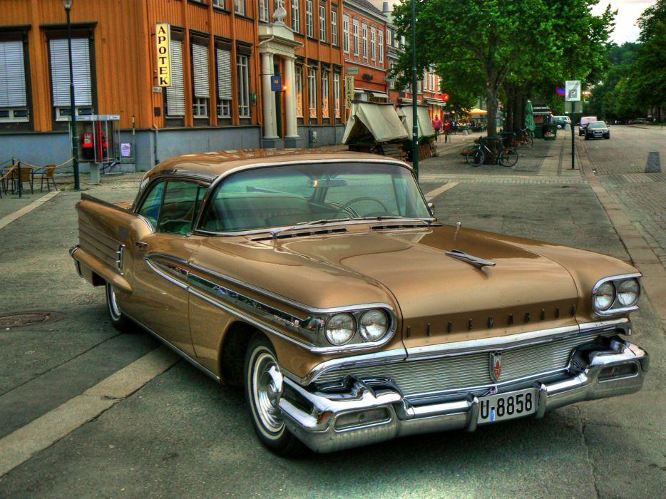 Oldsmobile Eighty 1958 wallpaper