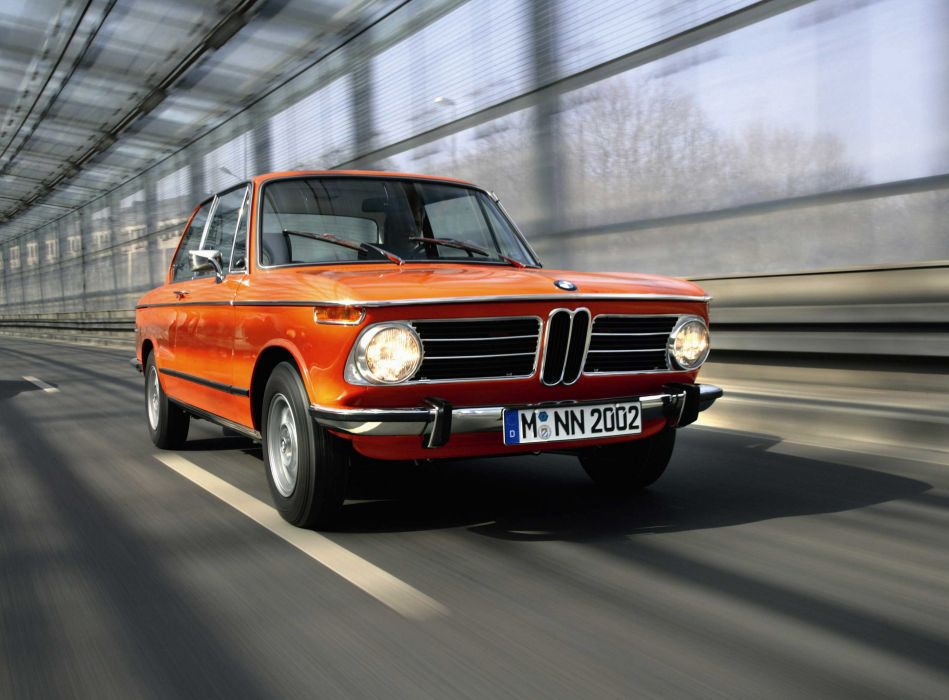 BMW 2002 wallpaper