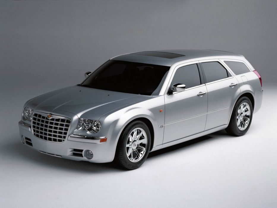 Chrysler 300C Touring wallpaper