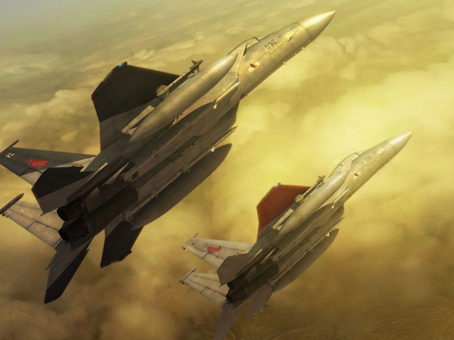 ACE COMBAT game jet airplane aircraft fighter plane military     te wallpaper