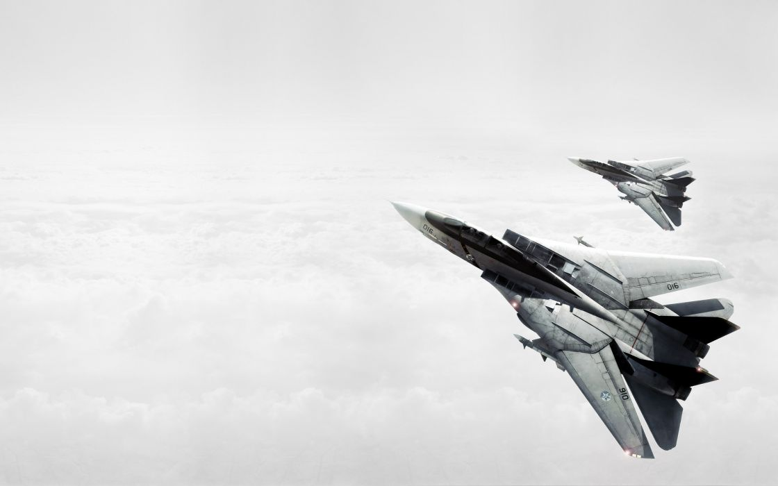 ACE COMBAT game jet airplane aircraft fighter plane military    g wallpaper