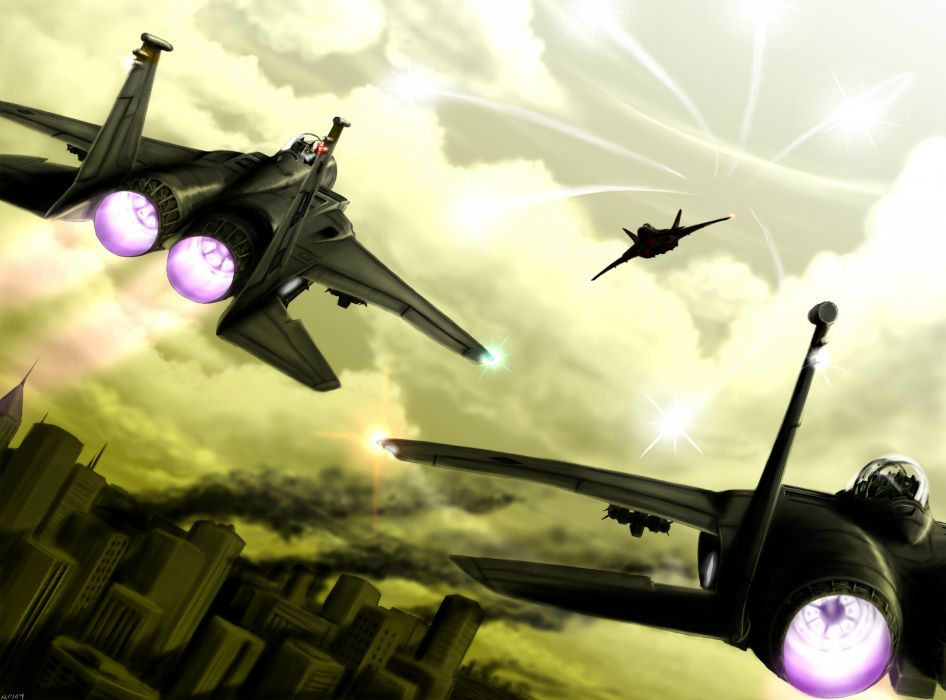 ACE COMBAT game jet airplane aircraft fighter plane military battle      r wallpaper
