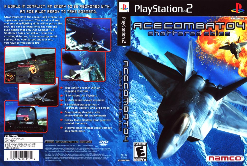 ACE COMBAT game poster     g wallpaper