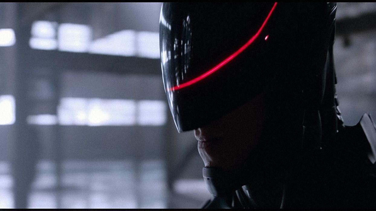 ROBOCOP sci-fi cyborg robot warrior armor mask  y wallpaper