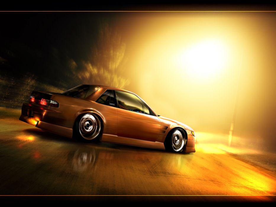 cars Nissan Silvia wallpaper
