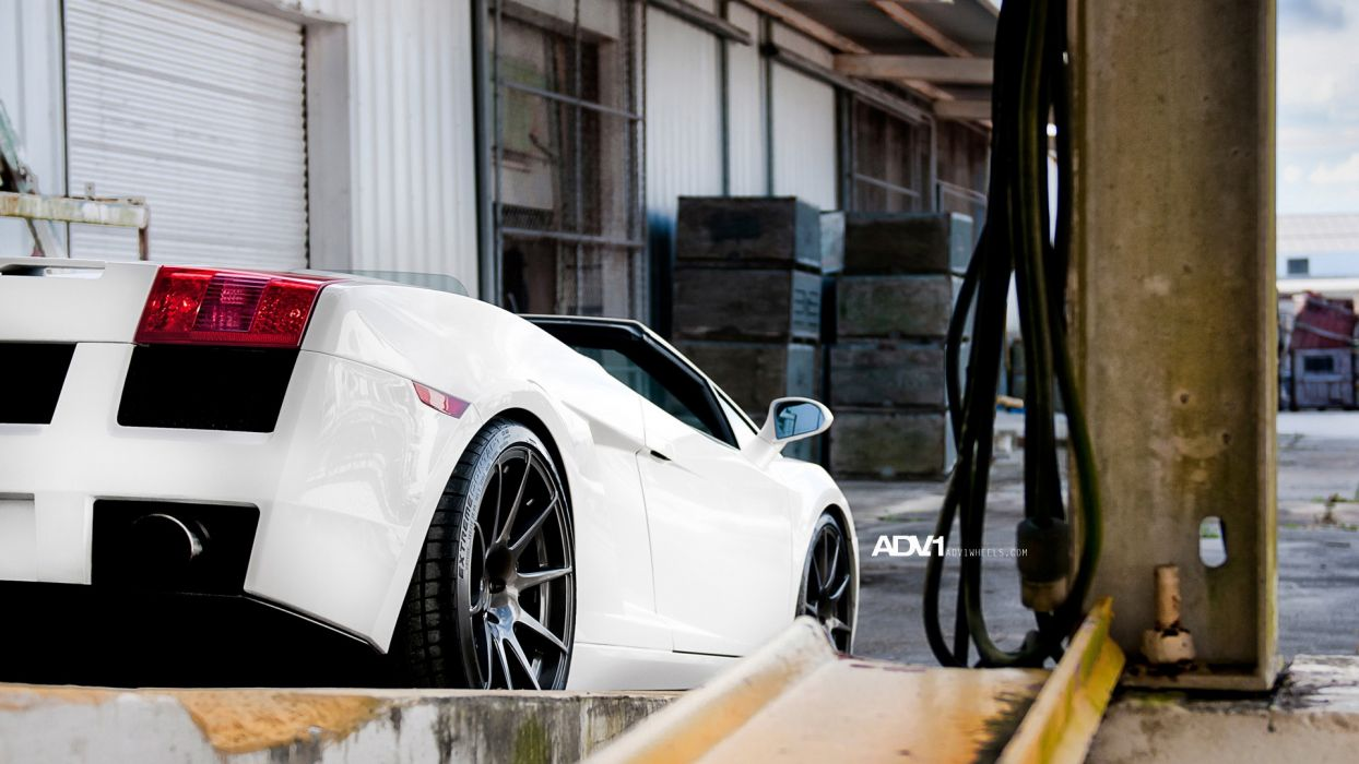 cars Lamborghini vehicles supercars ADV 1 exotic cars taillights adv1 wheels wallpaper