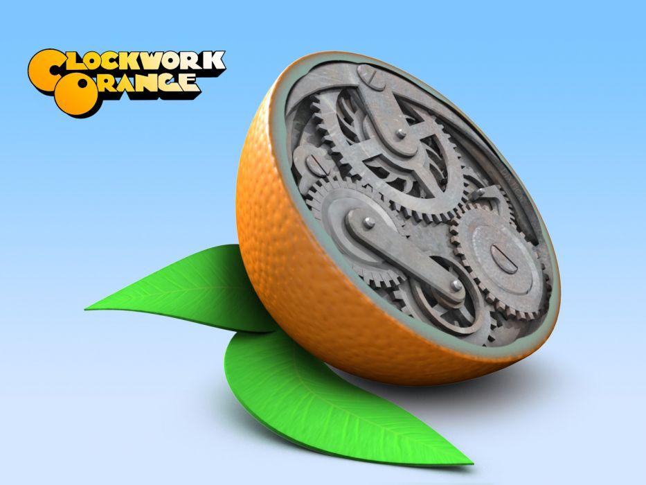 Clockwork Orange wallpaper