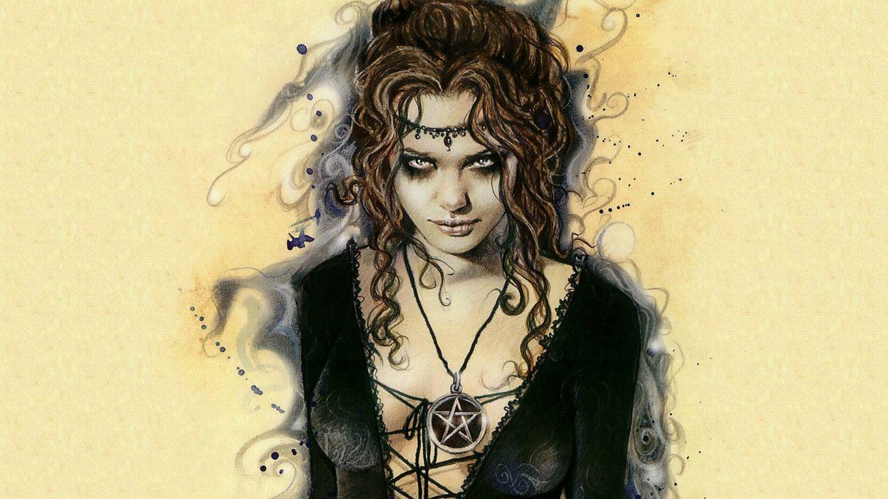 fantasy art artwork Victoria Frances wallpaper