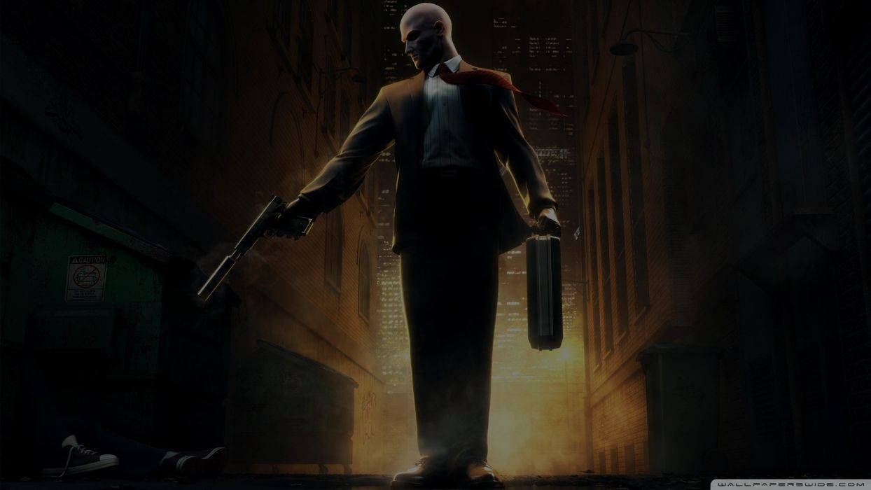 Hitman Blood Money wallpaper