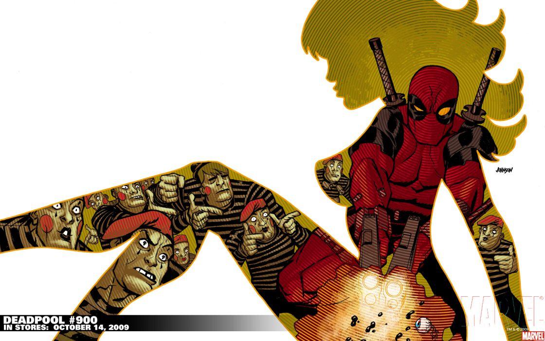 Marvel Comics wallpaper