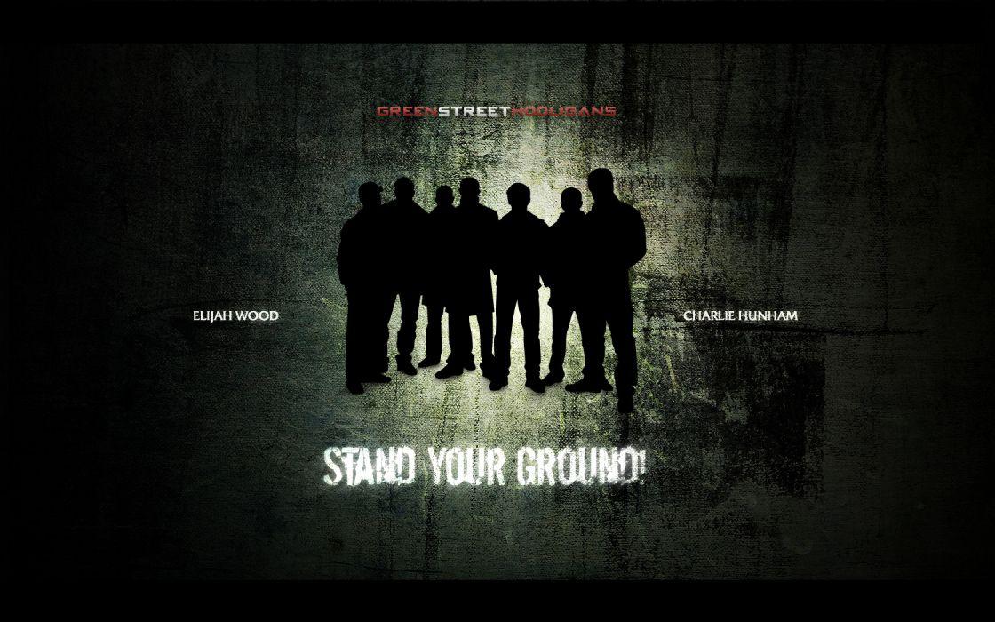 Elijah Wood movie posters Green Street Hooligans wallpaper