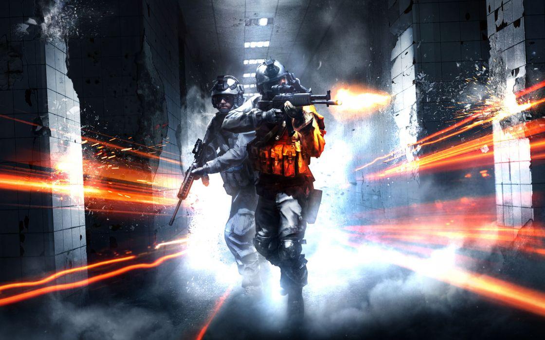 Battlefield 3 wallpaper