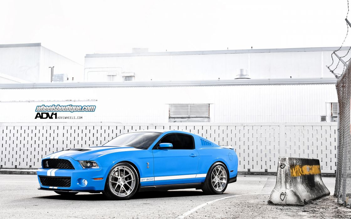 vehicles Ford Mustang Ford Shelby wallpaper