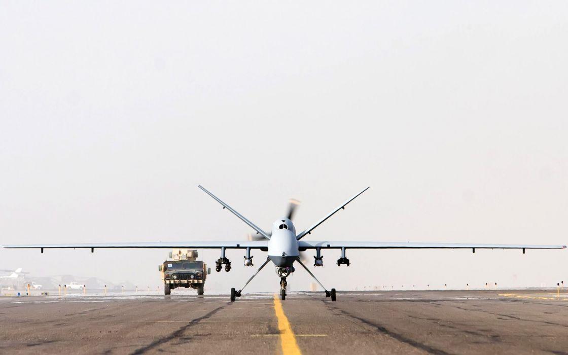 predator UAV drone MQ-9 Reaper wallpaper