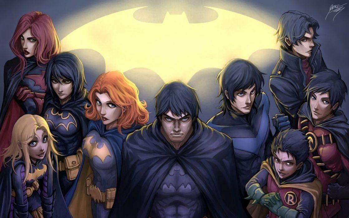 comics wallpaper
