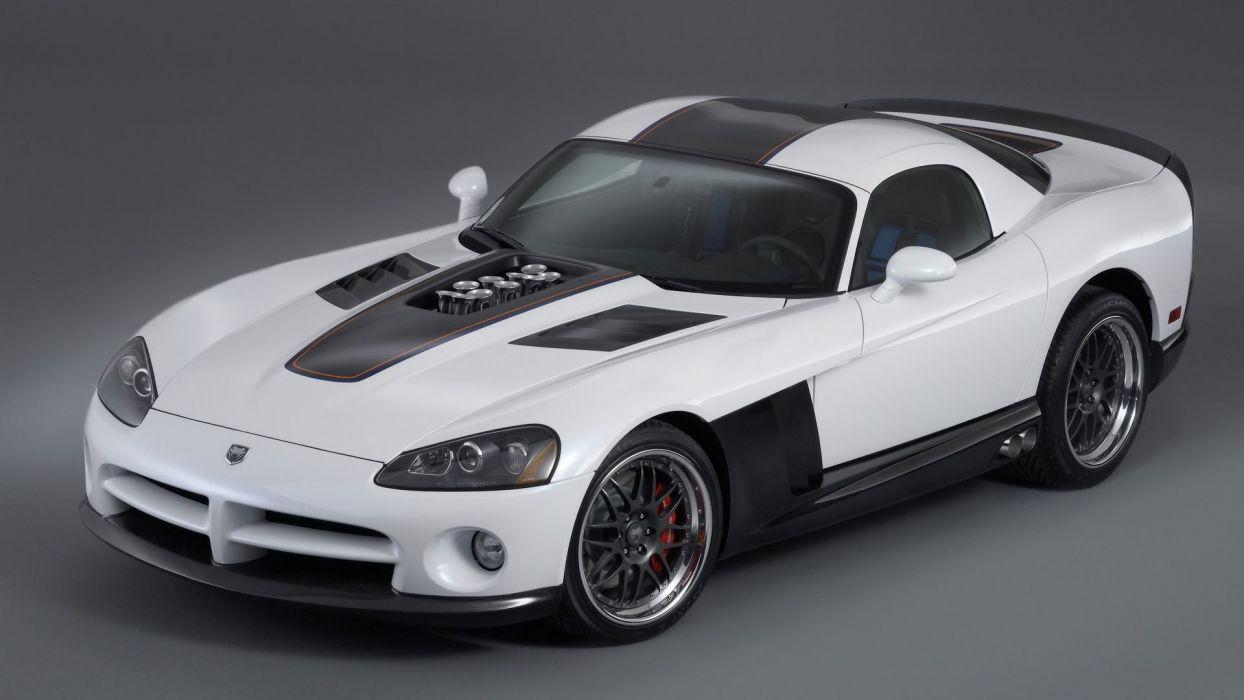 cars vehicles Dodge Viper wallpaper
