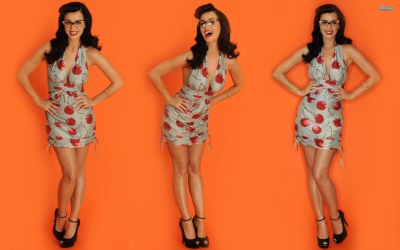women Katy Perry wallpaper