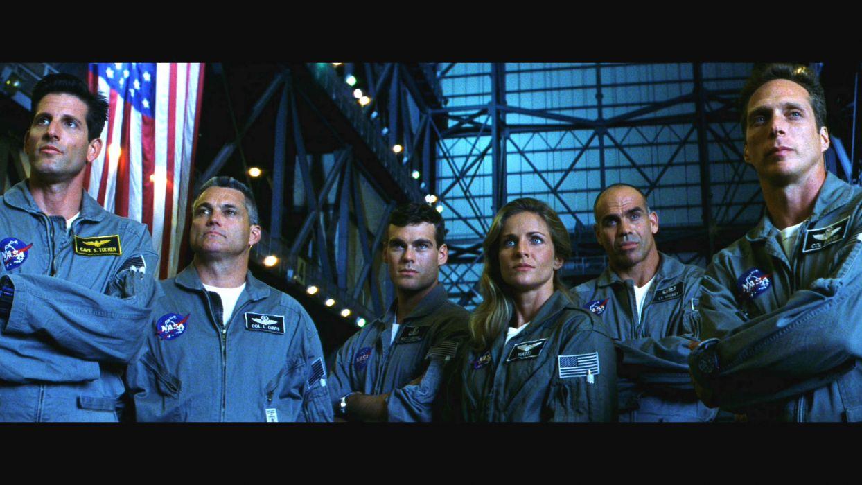 ARMAGEDDON action adventure sci-fi     dh wallpaper