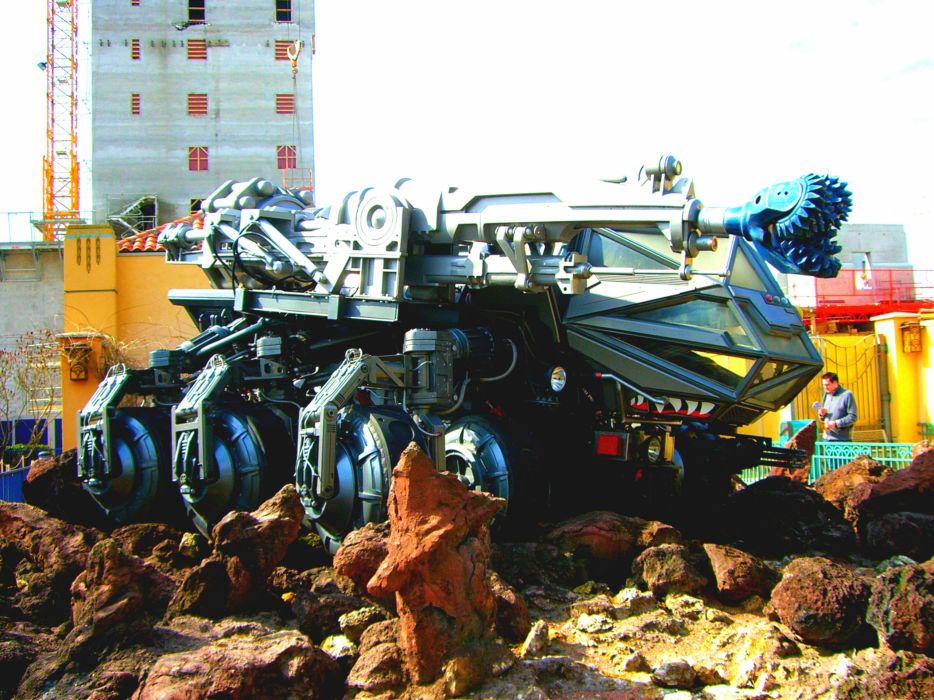 ARMAGEDDON action adventure sci-fi    eq wallpaper