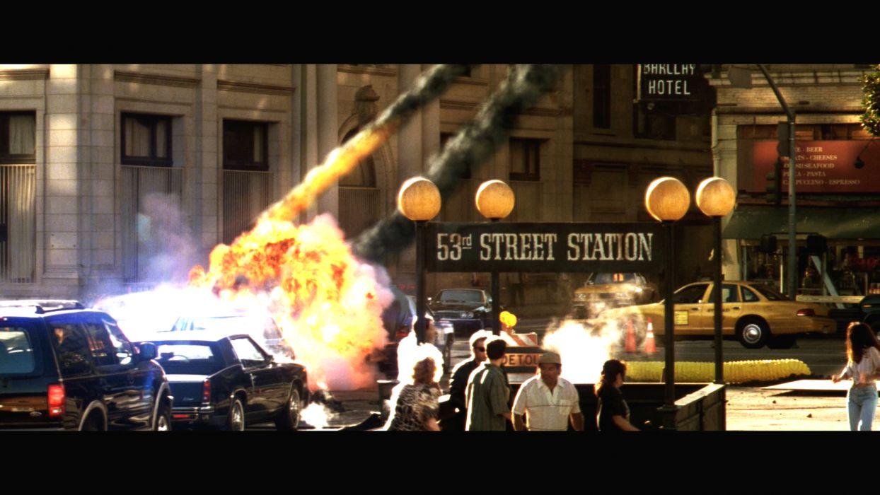 ARMAGEDDON action adventure sci-fi apocalyptic city explosion fire     dw wallpaper