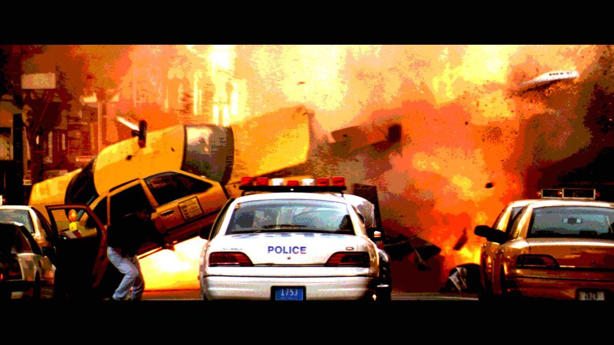 ARMAGEDDON action adventure sci-fi apocalyptic city explosion fire    f wallpaper
