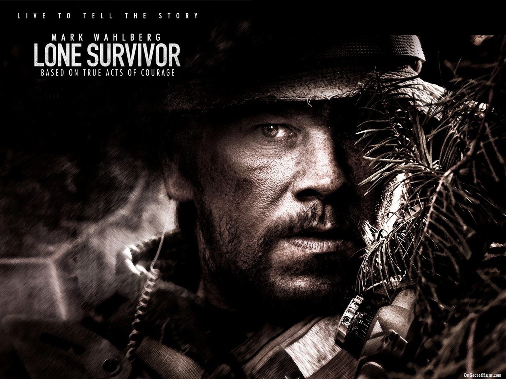 LONE SURVIVOR action biography drama military seal soldier ...