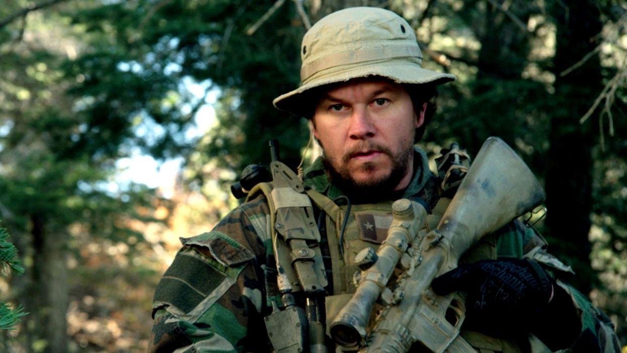 LONE SURVIVOR action biography drama military seal soldier weapon gun  te wallpaper