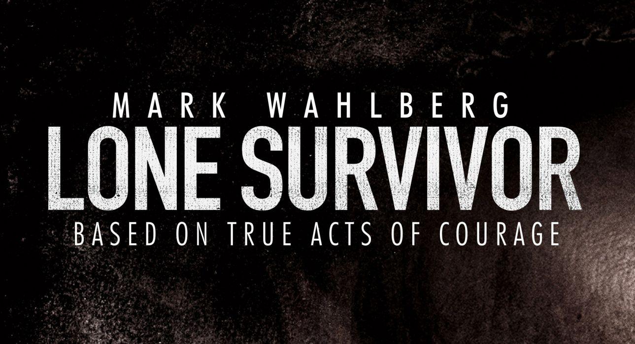 LONE SURVIVOR action biography drama poster    g wallpaper