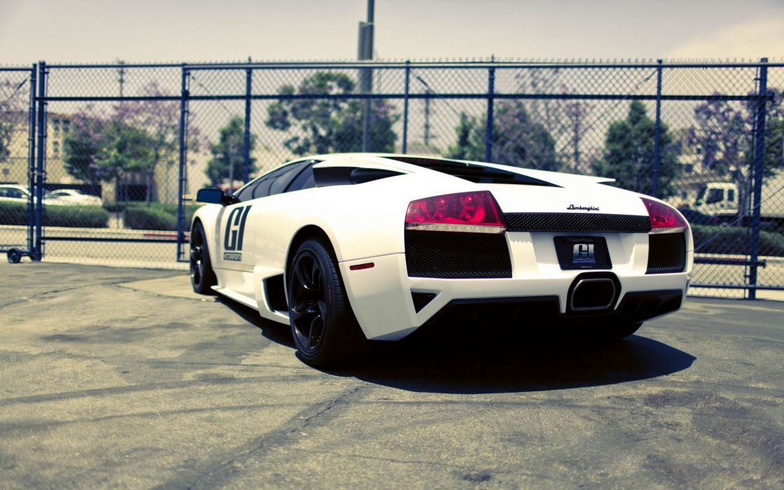 cars Lamborghini Murcielago wallpaper
