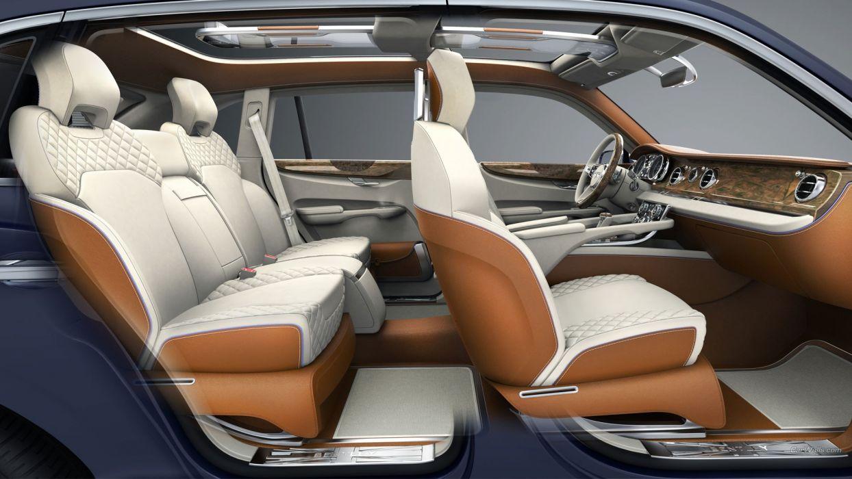 cars Bentley Bentley XP9 wallpaper