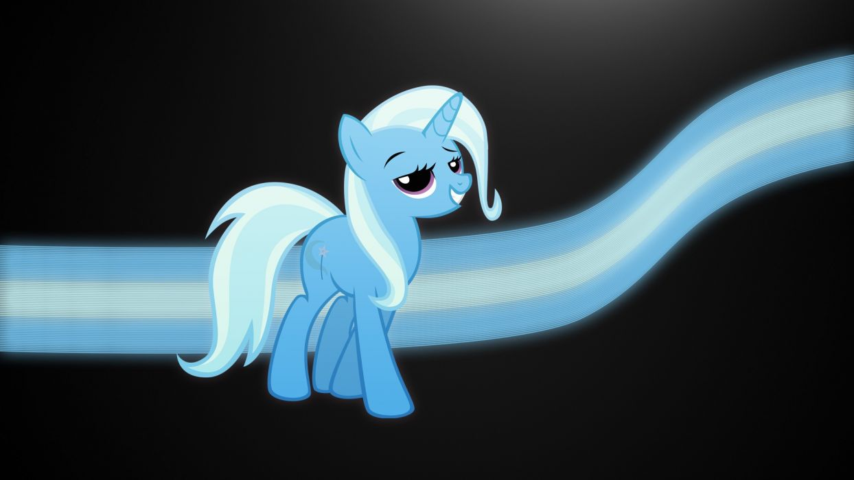 My Little Pony band The Great and Powerful Trixie Trixie wallpaper
