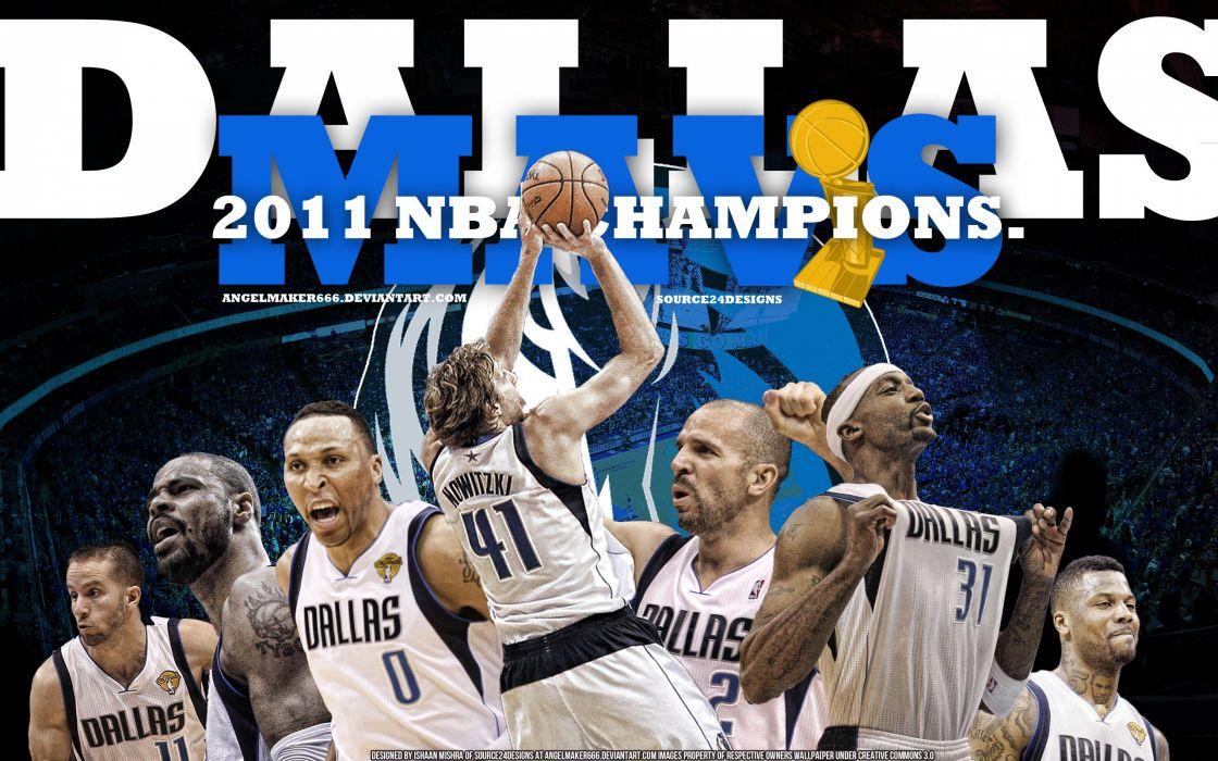 DALLAS MAVERICKS basketball nba (2) wallpaper