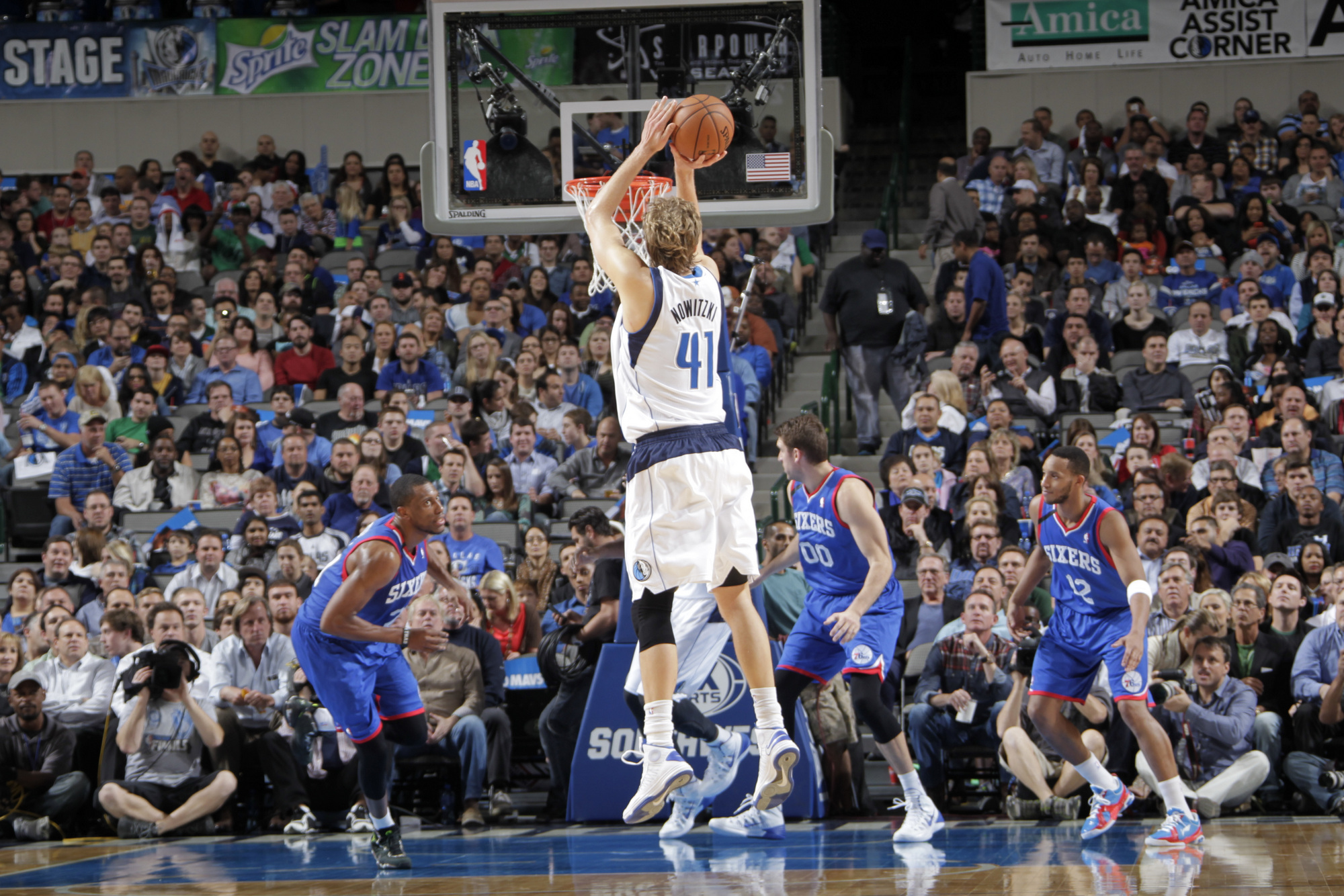 DALLAS MAVERICKS Basketball Nba 32 Wallpaper