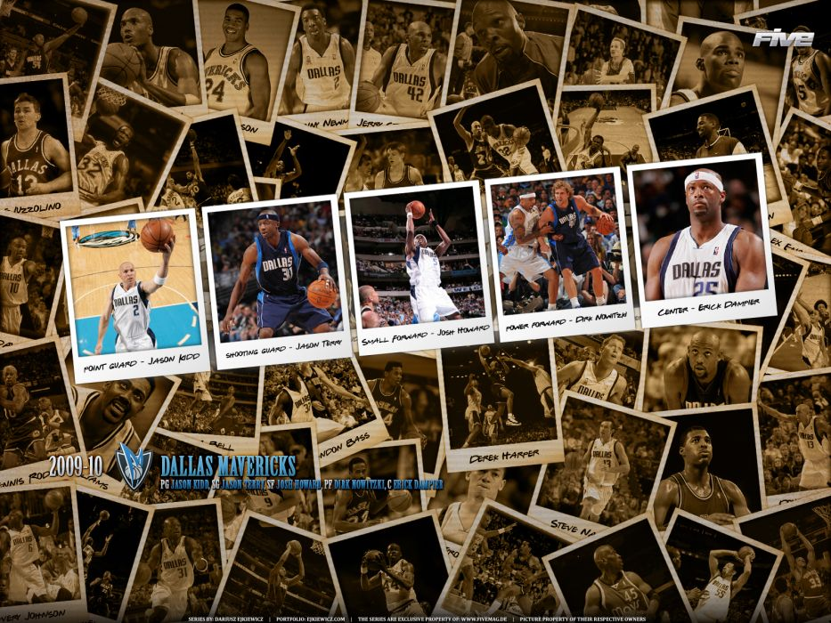 DALLAS MAVERICKS basketball nba (38) wallpaper