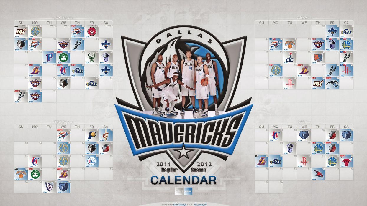 DALLAS MAVERICKS basketball nba (46) wallpaper