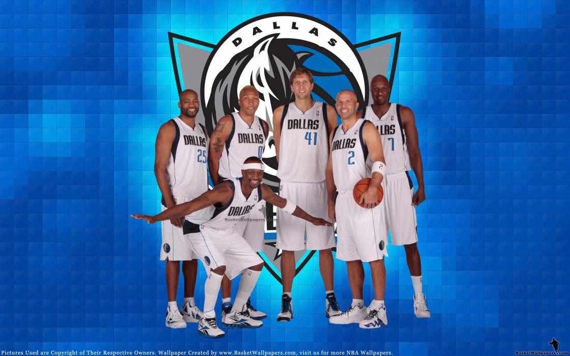 DALLAS MAVERICKS basketball nba (45) wallpaper
