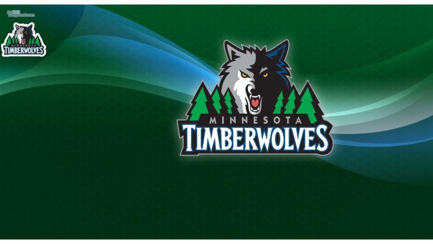 MINNESOTA TIMBERWOLVES nba basketball (2) wallpaper